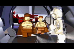 LEGO Star Wars - The Video Game - Cut-Scene  - Negotiation time - User Screenshot
